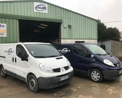 Renault trafic 5 M cube